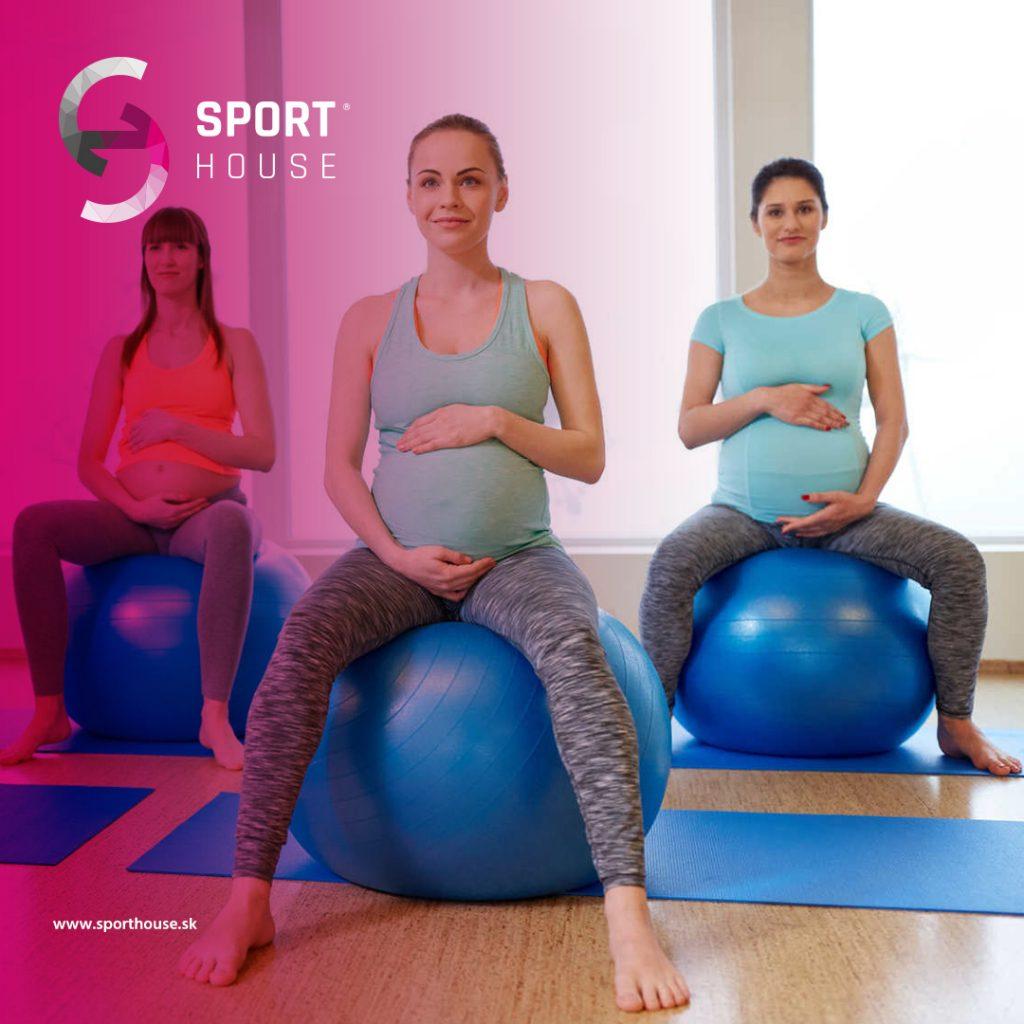 Cvičenie v tehotenstve